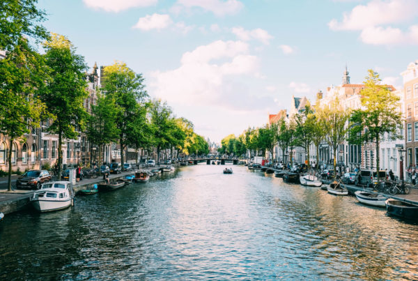 Academic Research Climate Amsterdam (2017-2021)
