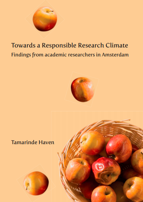 Doctoral defense Tamarinde Haven on Academic Research Climate